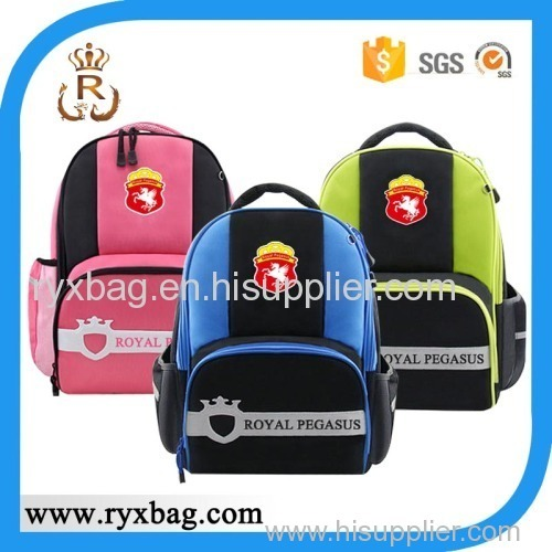 e02df5ede3cc Kids 3M reflective school backpack bags from China manufacturer ...