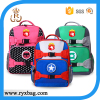 2016 Flash LED kids backpack school bag