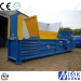 Full automatic baler with PLC Horizontal Baling Compactor