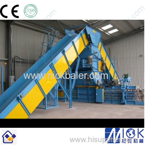 Horizontal Baling strapping machine
