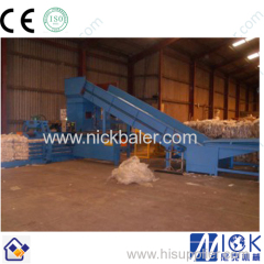 Horizontal Baling Compactor Machine