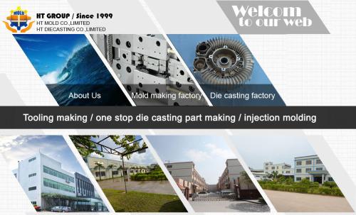 Magnesium alloy die casting part Manufacture