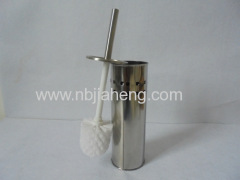 Bathroom accessary Stainless steel toilet brush