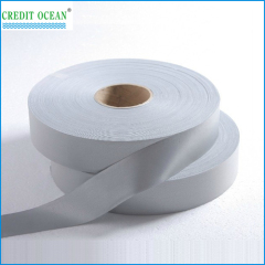 Credti Ocean Elastic reflective fabric strips for clothings