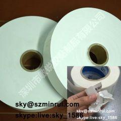 anti-counterfeit paper/destructible paper materials/self destructible paper