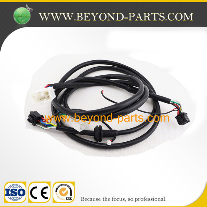 rtr 3 wire harness wire caterpillar wiring harness excavator 320c e320c monitor caterpillar wire harness #14