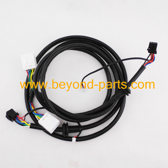 caterpillar wiring harness excavator 320c e320c monitor. Black Bedroom Furniture Sets. Home Design Ideas