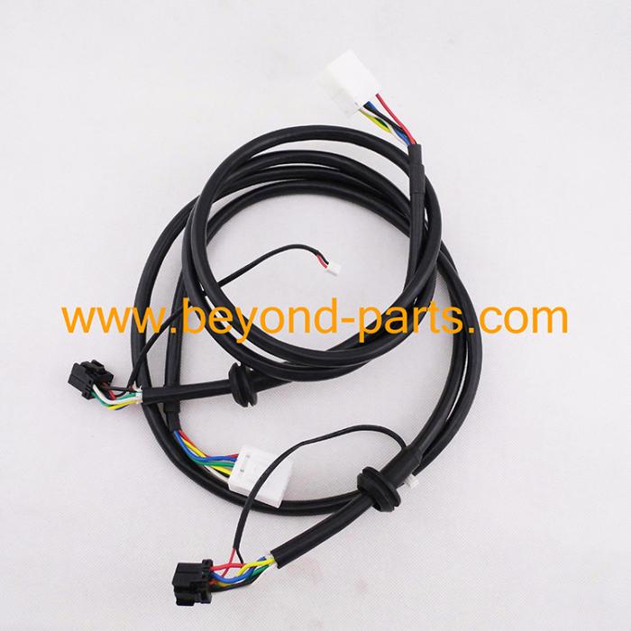 3 wire molex wire harness caterpillar wire harness