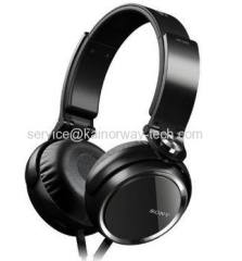 New Sony MDR-XB600 Extra Bass Overhead Stereo Headphones Black from China