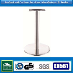 stainless steel leg for Dining table
