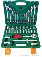 37PCS TOOL SET SOCKET SET