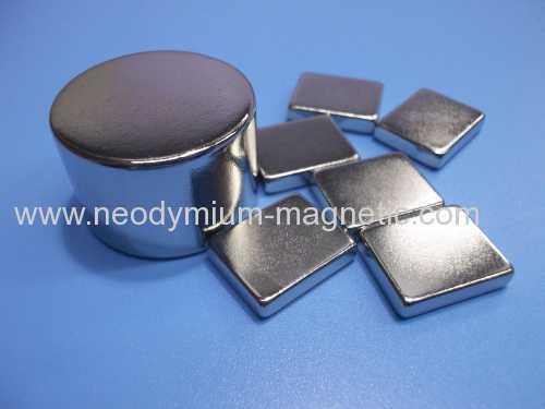 N48H N50H rare earth neodymium magnet disc disk