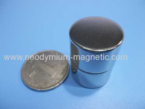 Permanent Disc N52 grade strong magnet neodymium