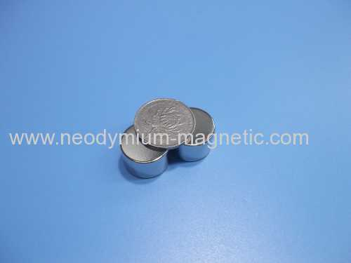 N35 rare earth strong Ndfeb magnet with Zn plated