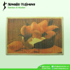 Printing Design Natural Bamboo woven Placemat