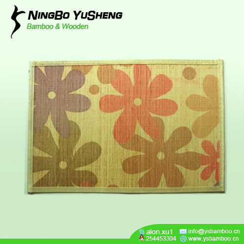 Design Natural Bamboo Placemat
