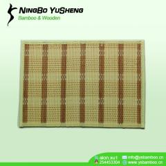 natural Woven Bamboo Placemat