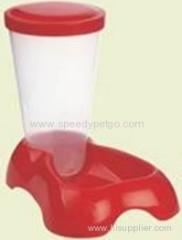 Pet Сиденье-Style Пьющий и кормушку