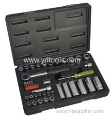 44PCS TOOL SET SOCKET SET