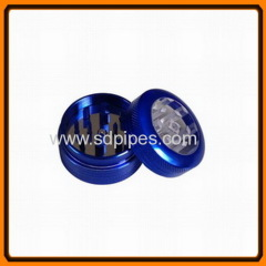 40mm 2part Clear Top Grinder with push-function