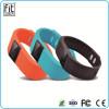 2016 Fashion Waterproof Wristband Wearable Technology Smart Rubber Bracelet