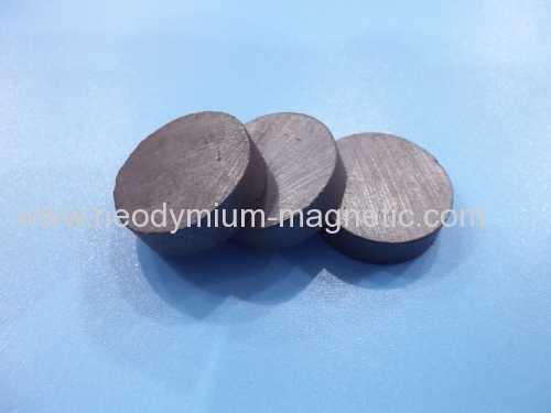 C5 permanent ceramic ferrite disc magnets