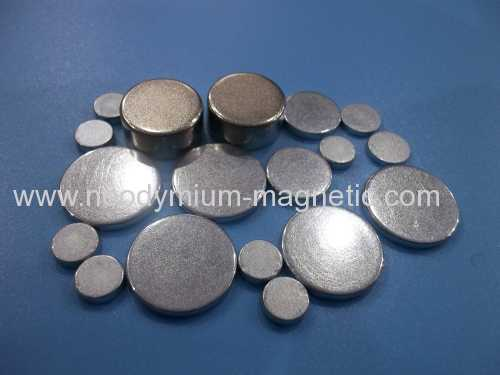 N35 strong neodymium magnet with 3M adhesive