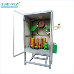 CREDIT OCEAN sound proof High speed round cord braiding machines with big bobbin