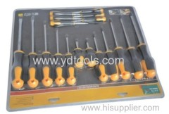 18PCS TOOL SET SCREWDRIVER SET
