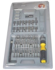 78PCS SCREWDRIVER BITS SET TOOL SET