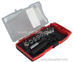23PCS TOOL SET SOCKET SET