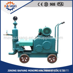Single Fluid high pressure hydraulic grouting pump