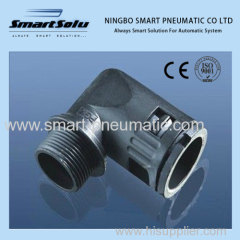 Right Angel Union for Flexible Pipe
