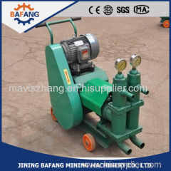 Double liquid high quality grouting injection pump