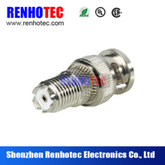 uhf male to mini uhf female connector adapter