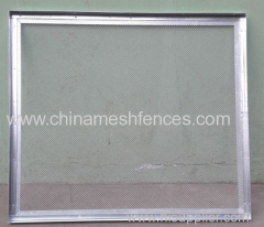 Galvanized Steel Framed Wire Mesh Parts