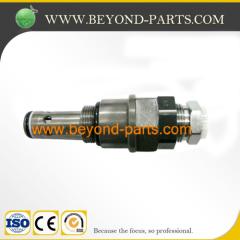 Excavator main control valve PC360-7 PC200-8 Komatsu relief valve 723-40-57200 723-40-92103