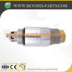 Komatsu suction valve 723-40-91200 excavator PC200-7 flow control valve