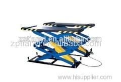 Shandong Tianyi high quality low price platform scissor car lift/hoist