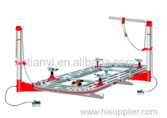 China Tianyi CE approved high quality low price auto body frame machine