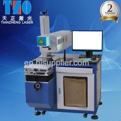 benchtop CO2 laser engraving machine