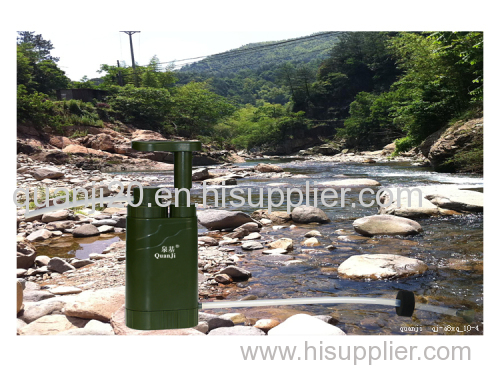 Portable Mini Water Filter