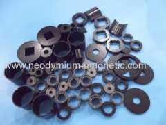 various ring permanent bonded neodymium magnet