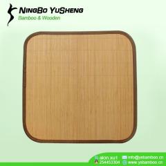 natural cool bamboo seat mat