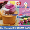 Nice Ice Cream Maker / The 20-minute Ice Cream Maker AS SEEN ON TV