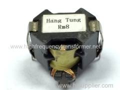 RM type single phase step down transformer