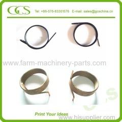 stainless steel double torsion spring torsion metal springs zinc plated torsion metal springs china torsion metal spring