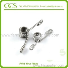 large diameter torsion springs