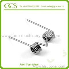 carbon steel torsion spring