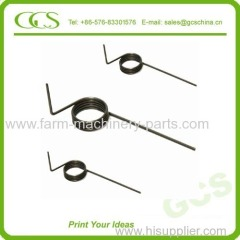 double body torsion spring